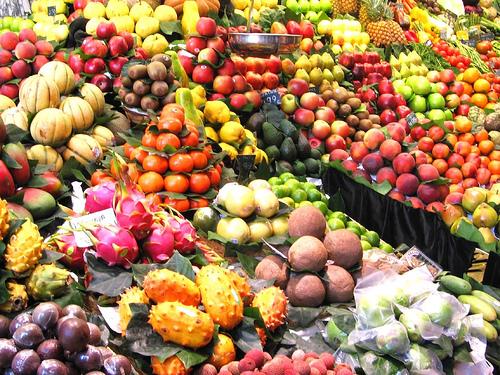 macedonia frutas tropicales1 ¿Por qué los alimentos tropicales son ricos en antioxidantes?